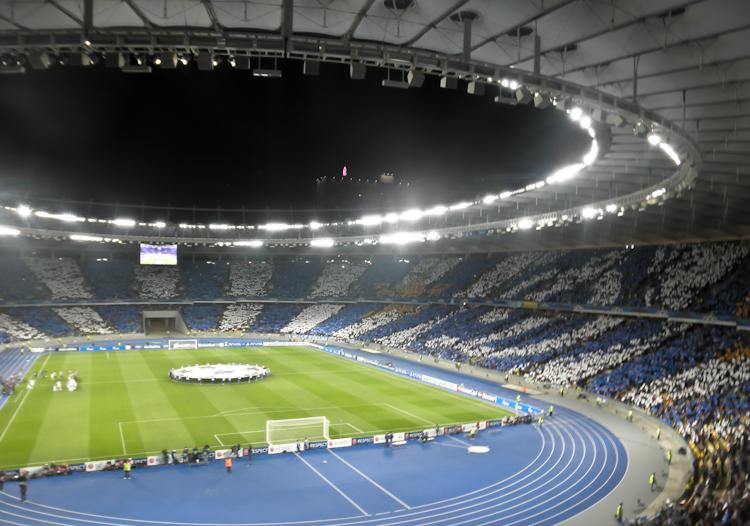 Динамо боруссия на олимпийском фото